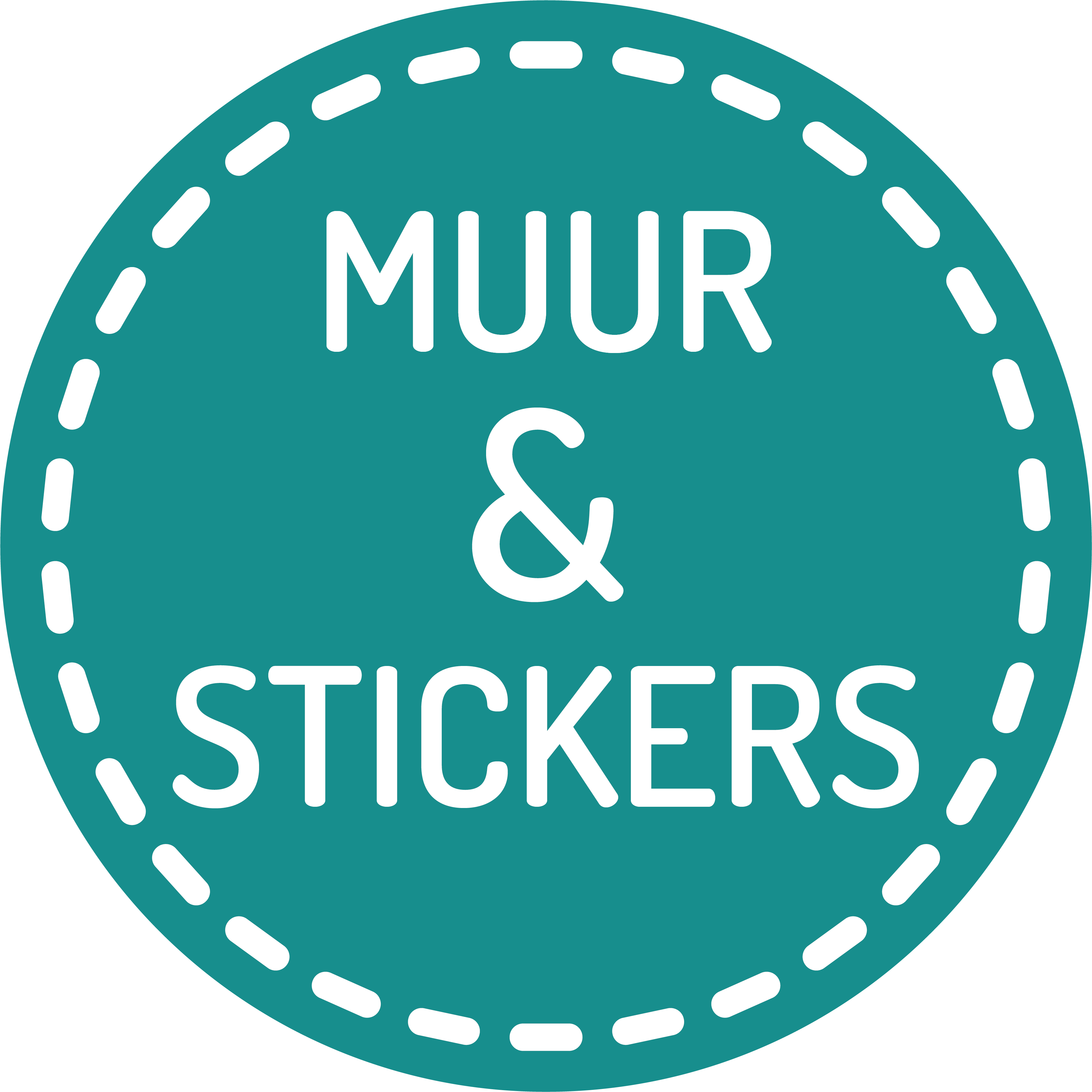 Muur & Stickers