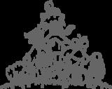 Muursticker Woezel, Pip en vriendjes | Muur & Stickers