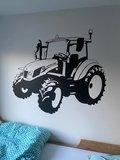 Muursticker tractor new holland   Muur & Stickers