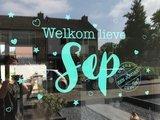 Geboortesticker Welkom lieve | muurenstickers.nl