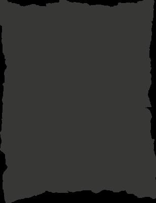 Krijtbordfolie 'Burnt paper'