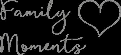 Muursticker 'Family moments'