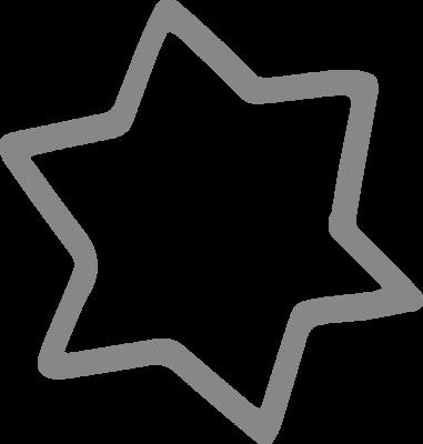 Muursticker 'Nijntje sterren' set